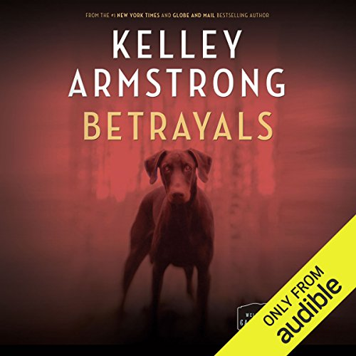 Betrayals audiobook cover art