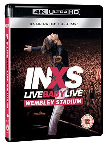 Live Baby Live  [Blu-Ray 4K + Blu-Ray Amaray]
