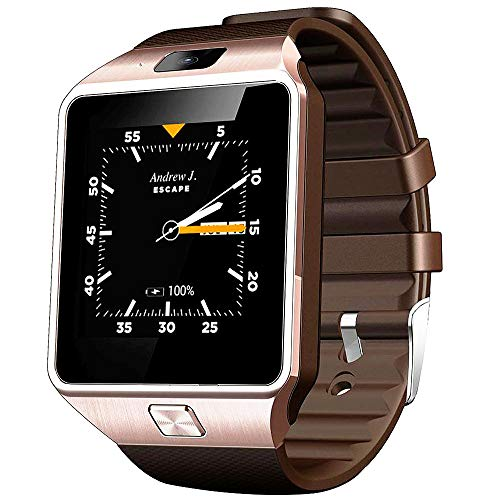 Review JASZW 3G Smart Watch/Phone for Women & Men - Android 4.4 /ROM 4G + RAM 512 / Support WiFi Rea...