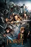 The Hobbit - Collage Eine unerwartete Reise Fantasy Poster