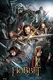 The Hobbit - Collage Eine unerwartete Reise Fantasy Poster