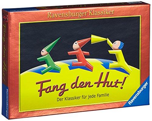 Ravensburger - 26360 - Jeu de Société - Fang Den Hut