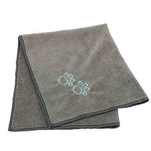 Trixie 2350 Handtuch, 50 × 60 cm, Grau