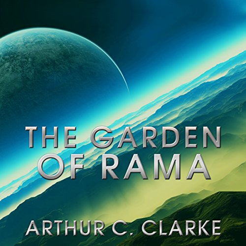 The Garden of Rama audiobook cover art