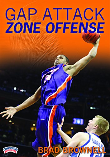Brad Brownell: Gap Attack Zone Offense (DVD)