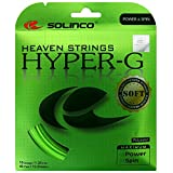 Solinco Hyper-G Soft 16g Tennis String 8 Pack Set - Best Racquet String for Spin and Control