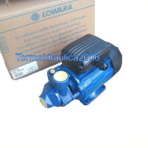 LOWARA P-PAB-PSA Peripheralrad Pumpen P40/D 0,75KW / 1,1HP 3x230/400V 50HZ