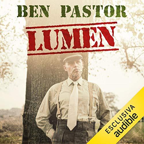 Lumen Audiobook By Ben Pastor cover art