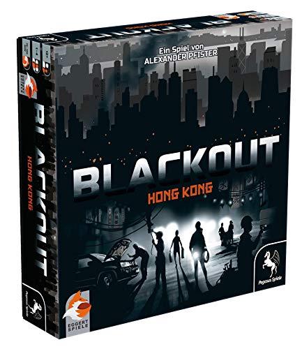 Pegasus Spiele 54567G - Blackout (eggertspiele)