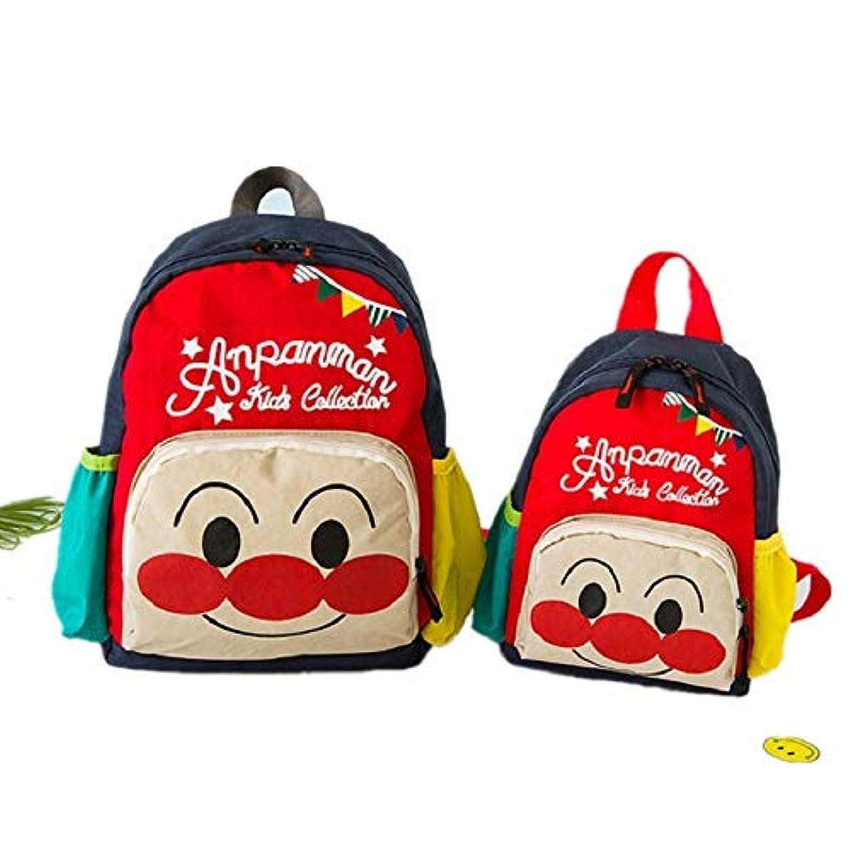 メロドラマ舌な幸福新しいホットかわいい漫画日本アンパンマン幼稚園バックパック親子バックパック小学校ぬいぐるみリュックキッズギフト
