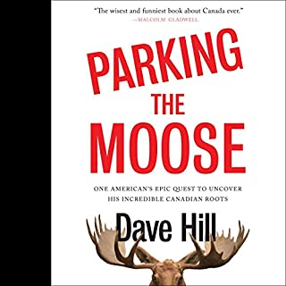 Parking the Moose cover art