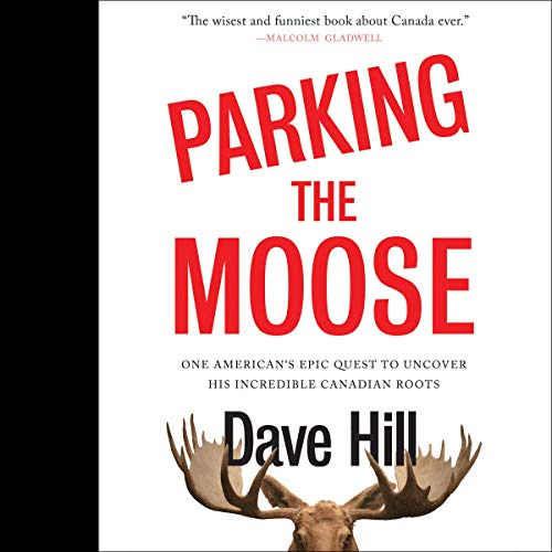 Page de couverture de Parking the Moose