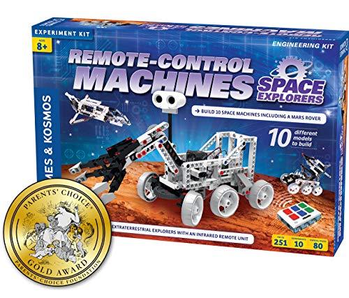 Remote-Control Machines Space