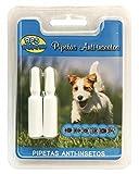 BPS Pipetas Repelentes Material Naturales para Perros Gatos Mascotas Anti Ácaros Pulgas Garrapatas Insectos Voladores Parásitos y Parasital (Pipetas Perro) BPS-4002