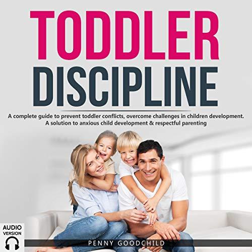 『Toddler Discipline』のカバーアート