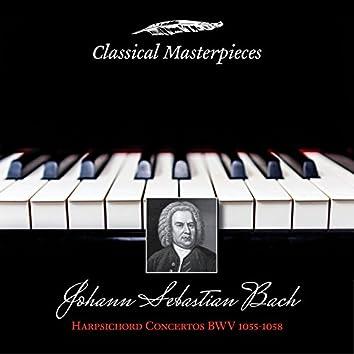 Johann Sebastian Bach: Harpsichord Concertos BWV1055-1058 (Classical Masterpieces)