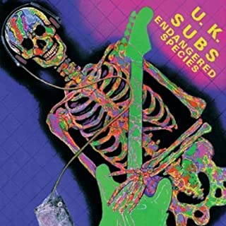 endangered species uk subs