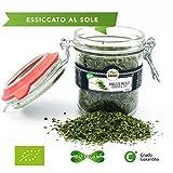 CiboCrudo Prezzemolo Essiccato in Foglie Bio Crudo, Raw Organic – 35gr – Spezia Biolog...