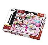 Trefl- Puzzle Minnie Mouse Best Friends, TRF18217
