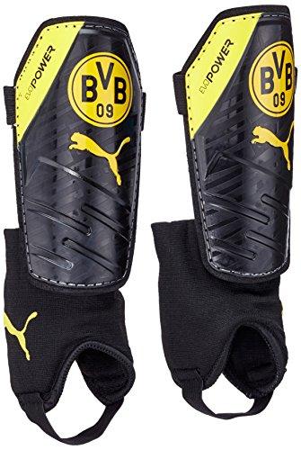 PUMA Schienbeinschoner BVB EvoPower 3 Black-Cyber Yellow, L