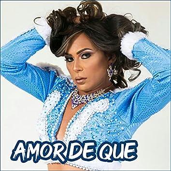 Amor de Que (Cover)