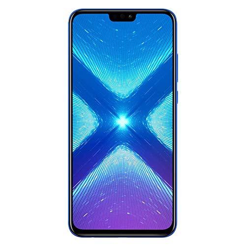 Honor 8X 16,5 cm (6.5 ) 64 GB SIM Doble 4G Azul 3750 mAh - Smartphone (16,5 cm (6.5 ), 2340 x 1080 Pixeles, 64 GB, 20 MP, Android 8.0, Azul)