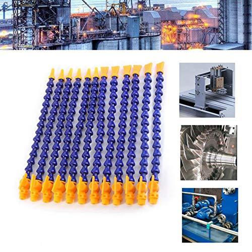 Koelslang kunststof platte neus koelvloeistof voor water en olie lichtgewicht CNC toren frezen hydraulische machines koelsysteem