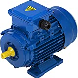 motor 3 phase - VEVOR 1/3 HP Electric Motor Three Phase 0.25 KW Rated speed 2710 RPM Standard Motor B14 Mounted