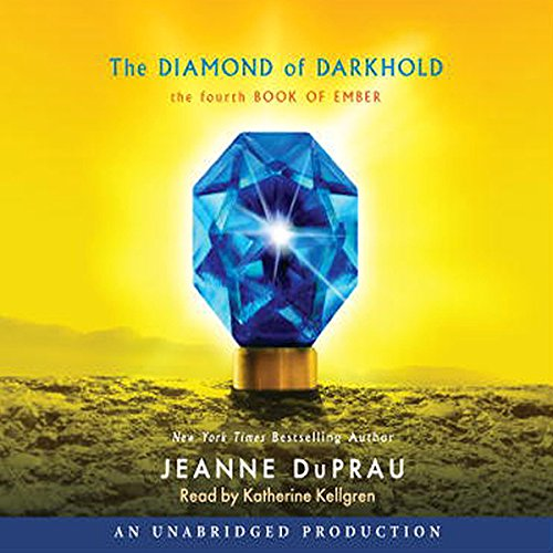 The Diamond of Darkhold audiobook cover art