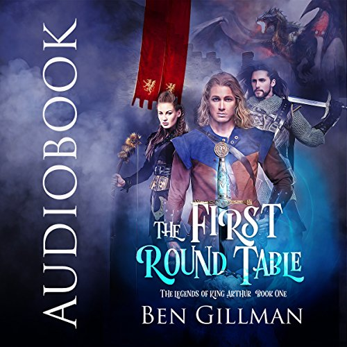 The First Round Table audiobook cover art
