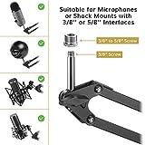 IMG-1 supporto per microfono mic a