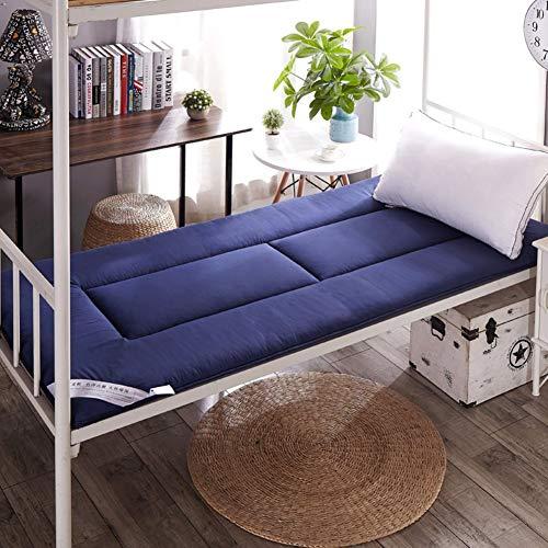 AA-mattress Chuang Plüsch Tatami Matratze Topper Protector Pad, weiche Futon Bodenmatte japanische Bettrolle für Kinder Studentenwohnheim zu Hause