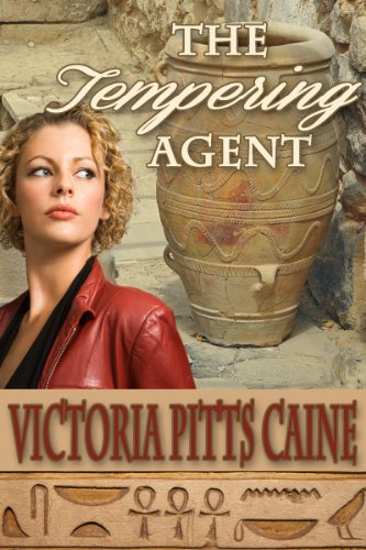 Book: The Tempering Agent by Victoria Pitts Caine