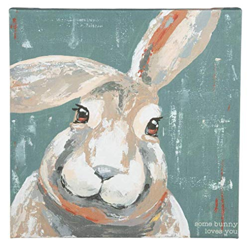 Glory Haus, Some Bunny Loves You, Acrylic Canvas 12x12