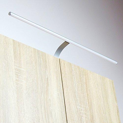 LED Kleiderschrankleuchte Aufbauleuchte Schrankbeleuchtung 600mm, Auswahl:1er Set neutralweiss