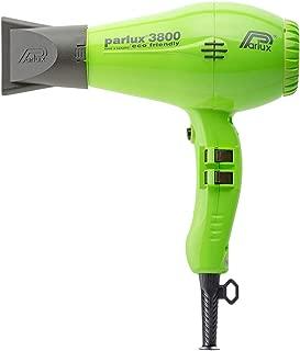Secador Ion, 220 V, Parlux, 3800, Verde