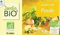 Poids net : 8x10g Sans huile de palme Sans exhausteur de goût ni arôme artificiel Biologique Parfumer vos soupes, risottos, céréales et plats cuisinés en un tour de main