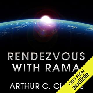 Rendezvous with Rama     Rama Series, Book 1              By:                                                                                                                                 Arthur C. Clarke                               Narrated by:                                                                                                                                 Toby Longworth                      Length: 7 hrs and 21 mins     93 ratings     Overall 4.6