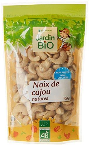 Jardin Bio Noix de Cajou Bio 100 g