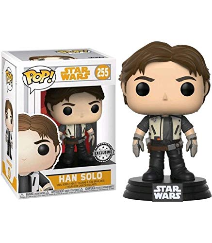 Funko - Figura de Star Wars-Han Solo Exclusive, Multicolor, 26971