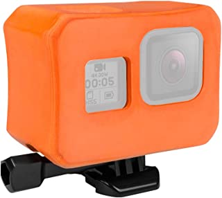 Taisioner Floating Case for GoPro HERO 8 Black Anti-sink Floater Housing Mount Watersport Accessory