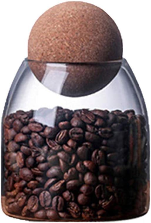 124 opinioni per UPKOCH Barattolo in vetro trasparente borosilicato per alimenti, ermetico, con