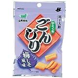 村岡食品 ひとくちごんじり(梅しそ風味) 35g×10袋
