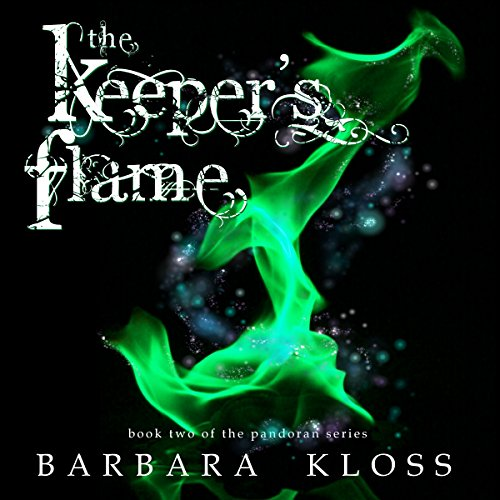 The Keeper's Flame audiobook cover art