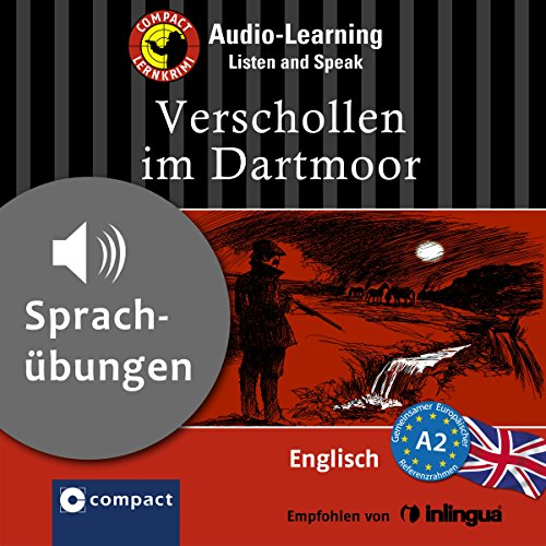 Verschollen im Dartmoor audiobook cover art