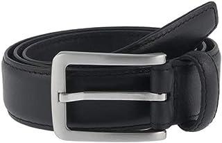 Dents Men's Plain Leather Belt