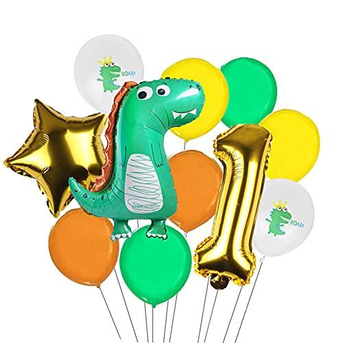 CozofLuv Globos para cumpleaños infantiles, globos de aire, cumpleaños, bombona de helio, globos de aire, decoración de cumpleaños, globos de aire, números de papel, globos de helio, globos de helio.