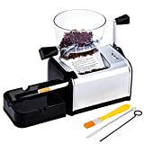Best Cigarette Rolling Machines - Electric Rolling Machine Automatic Roller Machine Electric Injector Review