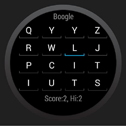 Boogle   Word Puzzle