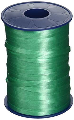 Morex Poly Crimped Curling Ribbon, 3/16-Inch by 500-Yard, Green